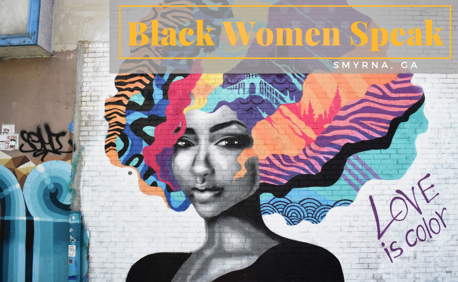 A safe space for black women ages 24-45 to discuss difficult topics free of judgement and with like minded peers.